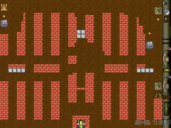 坦克大战豪华版截图3