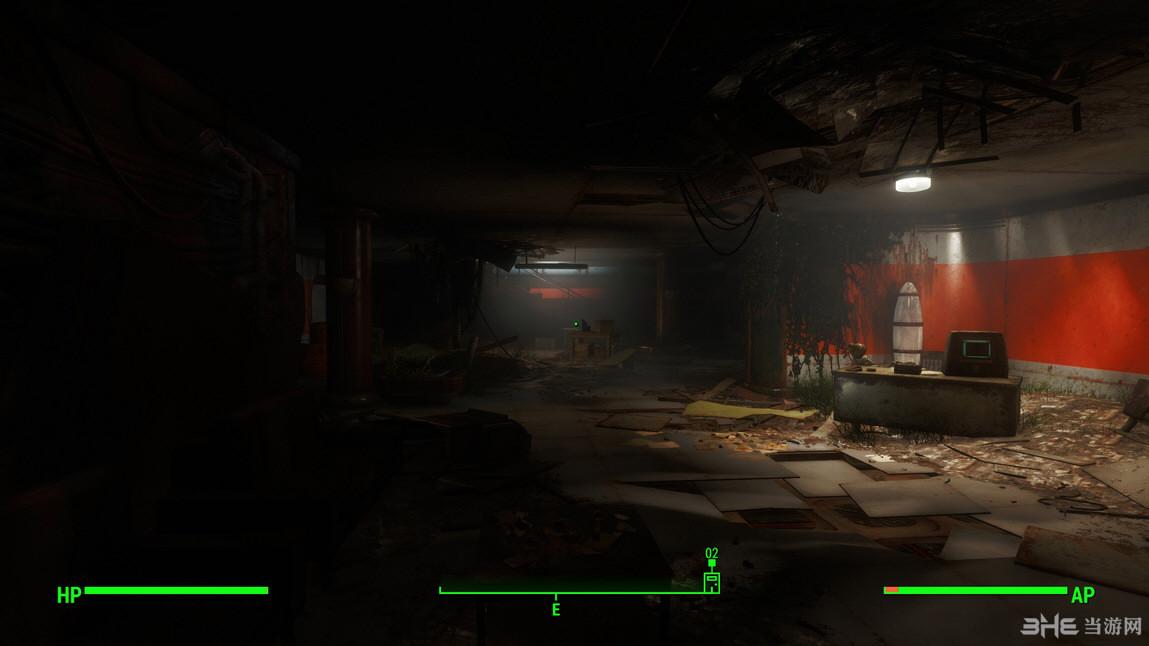 辐射4动态去除室内烟雾MOD截图0