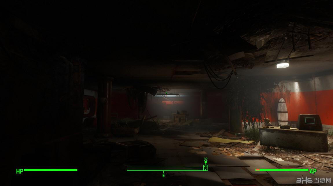 辐射4动态去除室内烟雾MOD截图1