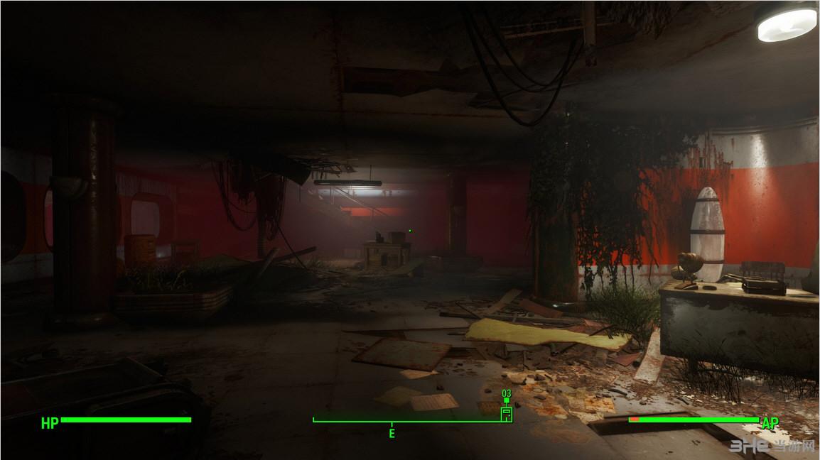 辐射4动态去除室内烟雾MOD截图2