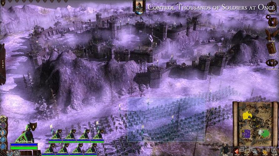 王国战争2:战场v1.7B升级档+破解补丁截图0
