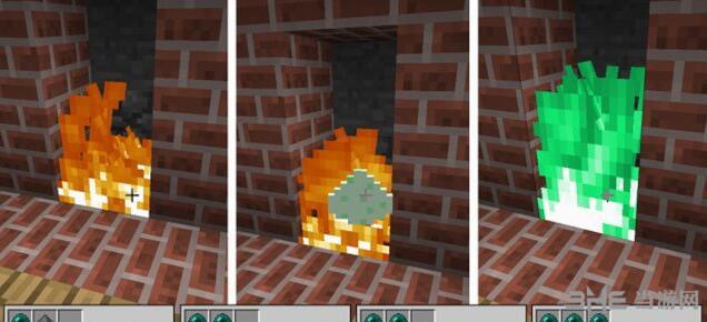 我的世界1.8.0壁炉传送MOD截图0
