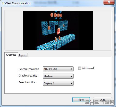 3DNes 3D版FC模拟器截图0