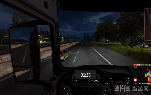 欧洲卡车模拟2电子狗MOD截图0