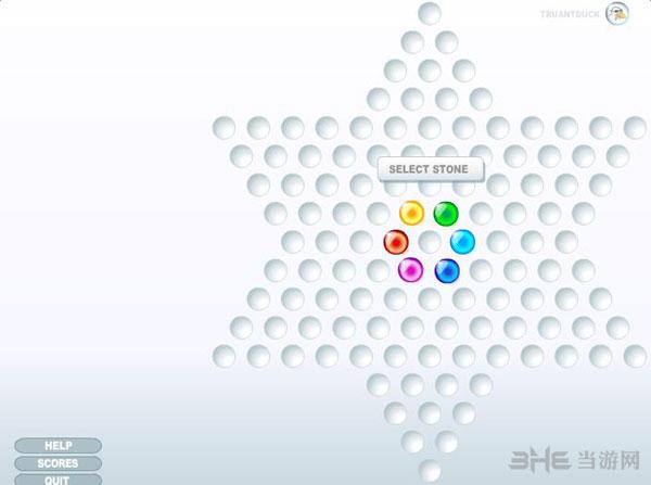 水晶跳棋截图0