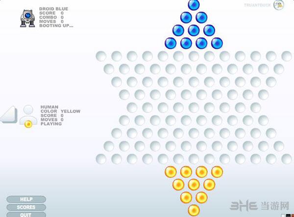 水晶跳棋截图1