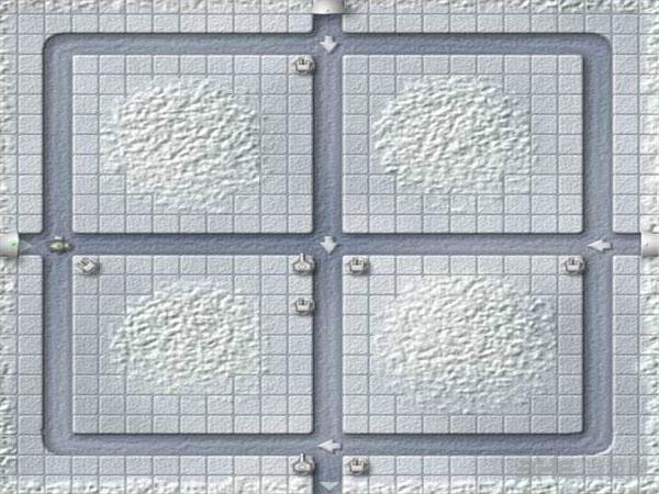 反塔防游戏截图0