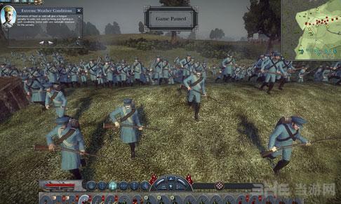 拿破仑:全面战争拿破仑一战MOD截图1