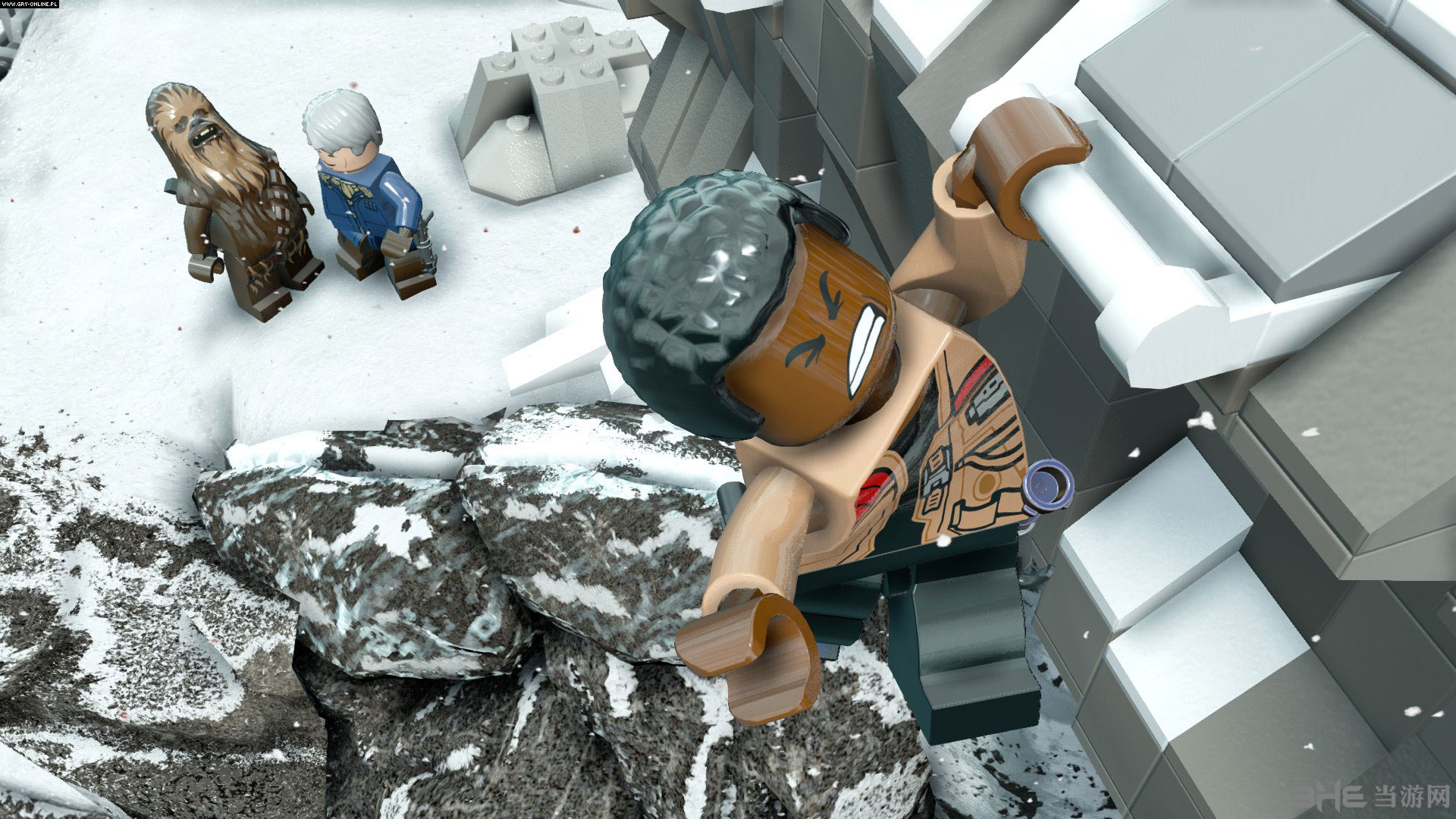 乐高星球大战:原力觉醒DLC+免DVD补丁截图0