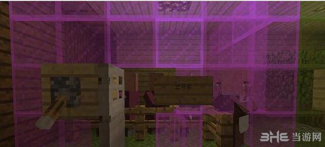 我的世界逃出木头房子地图包截图0