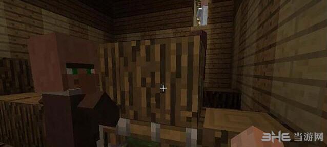 我的世界逃出木头房子地图包截图3