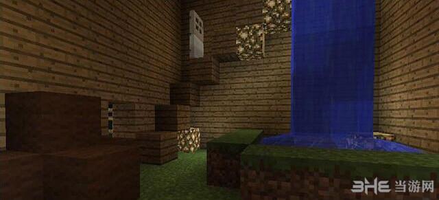 我的世界逃出木头房子地图包截图2