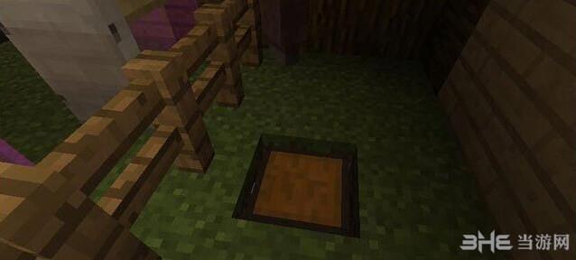 我的世界逃出木头房子地图包截图4