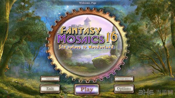 幻想马赛克16:六色游乐园截图0