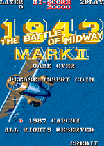 1943改2(1943: Battle for Midway Mark II)街机美版
