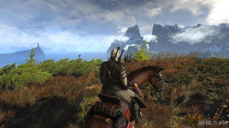 巫师3狂猎群岛体积云MOD截图0