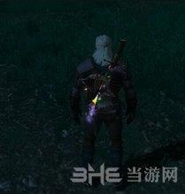 巫师3狂猎绚丽符文永久发光动态效果MOD截图1