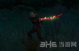 巫师3狂猎绚丽符文永久发光动态效果MOD截图0