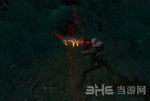 巫师3狂猎绚丽符文永久发光动态效果MOD截图3