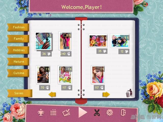 拼图游戏:妇女节截图2
