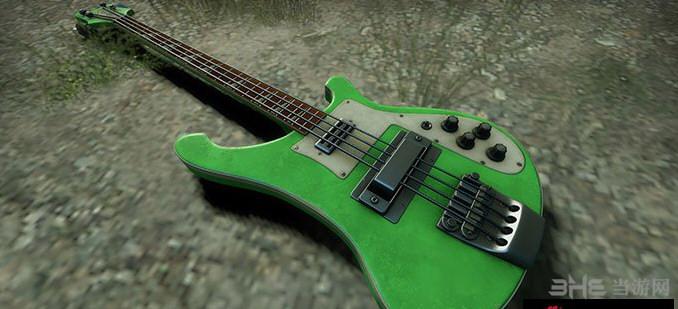 求生之路2贝斯吉他MOD截图0