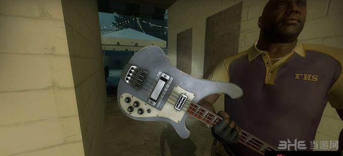 求生之路2贝斯吉他MOD截图2