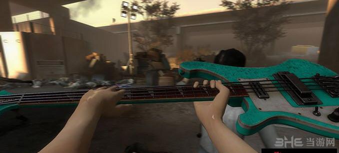求生之路2贝斯吉他MOD截图3