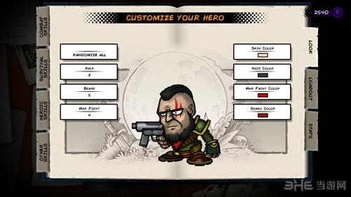 恶棍英雄截图2