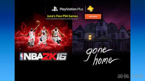 PS Plus六月免费游戏截图1