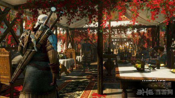 巫师3狂猎血与酒如何进入庄园隐藏房间攻略详解1