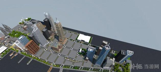我的世界新工艺城市截图1