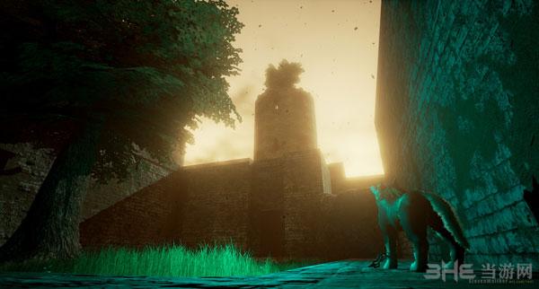 虚幻4版塞尔达传说黄昏公主截图2