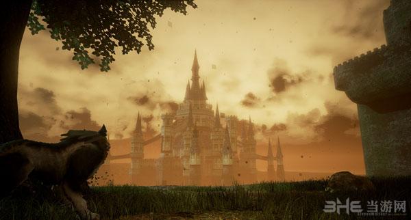 虚幻4版塞尔达传说黄昏公主截图1