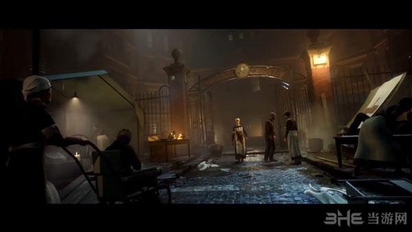 吸血鬼游戏截图3