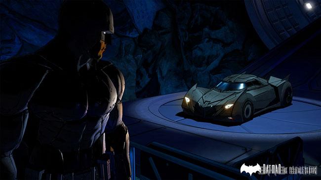 蝙蝠侠故事版截图2