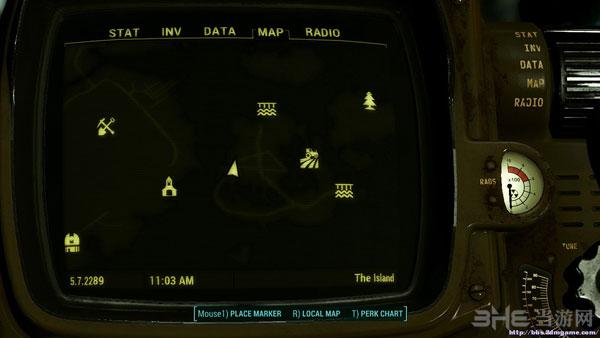 辐射4港湾惊魂隐藏任务发电机位置6