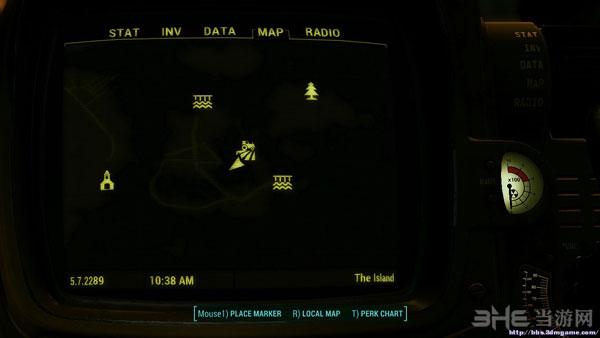 辐射4港湾惊魂隐藏任务发电机位置2