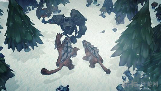 歌利亚如何过寒冬里点燃木质歌利亚任务攻略详解1