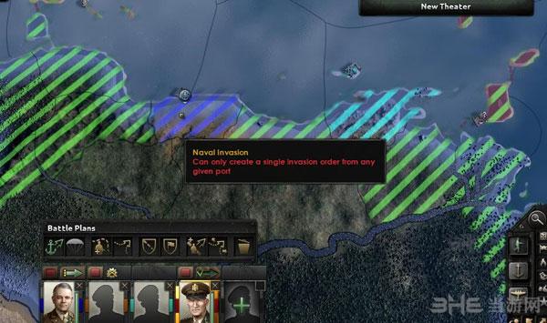 钢铁雄心4登陆作战图文攻略4
