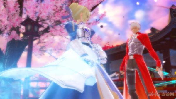 Fate/EXTELLA截图2
