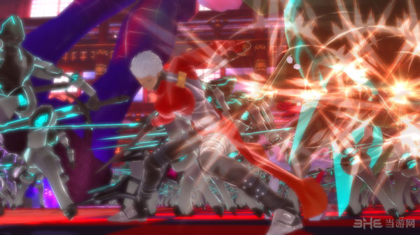 Fate/EXTELLA截图4