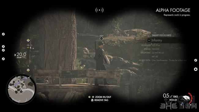 狙击精英4截图2