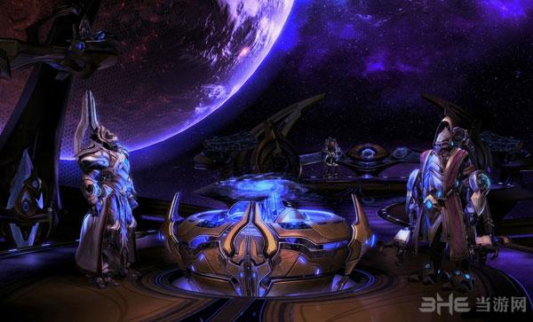 星际争霸2游戏截图1