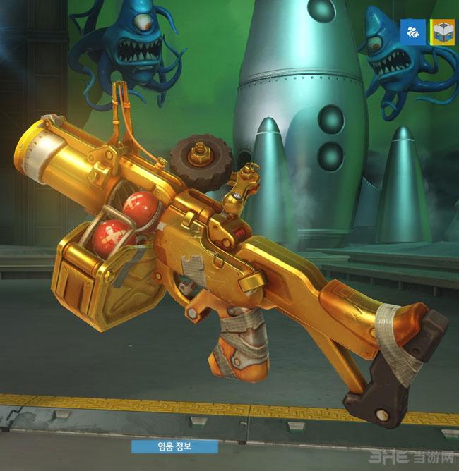 守望先锋黄金武器截图2