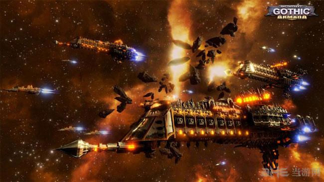 哥特舰队阿玛达截图2