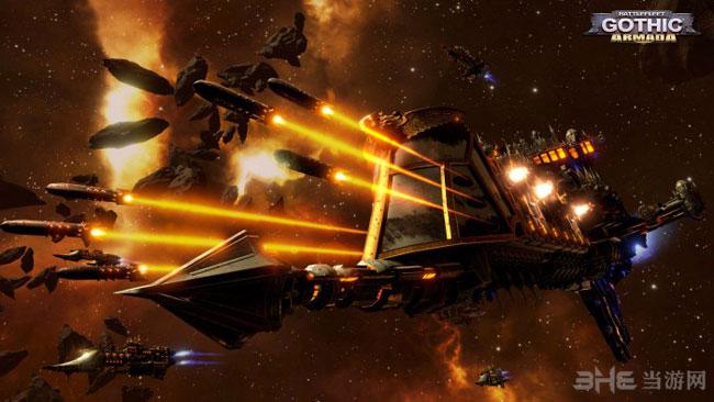 哥特舰队阿玛达截图1