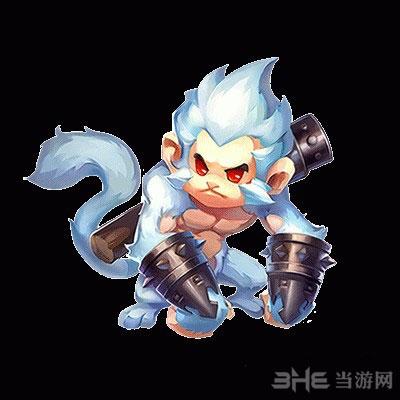《梦幻西游无双版》巨力神猿召唤兽怎么样1