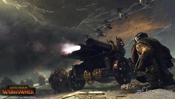 全面战争战锤黑马车有什么功能1