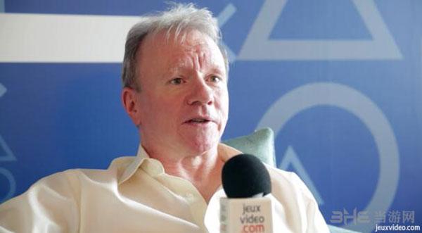 索尼欧洲区总裁Jim Ryan