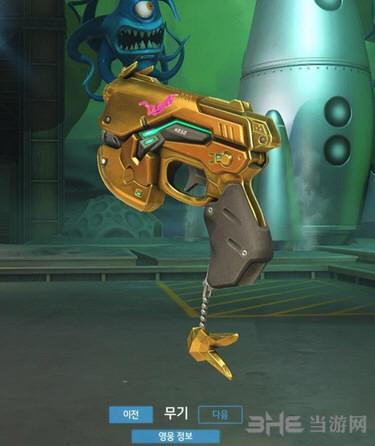 守望先锋黄金武器贵出翔 顶级玩家才能回获一把2